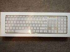 iHome iMac Wireless Fullsize Keyboard iMAC-K131S w/Numeric Keypad For Apple Mac