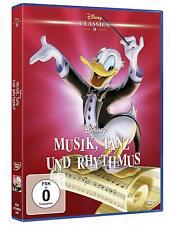 Musik, Tanz und Rhythmus (Walt Disney Classics)[DVD/NEU/OVP] 7 Musikfilme der vi