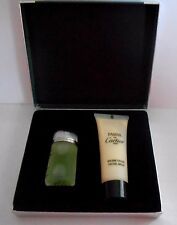 Coffret  Miniatures de Parfum Pasha de Cartier EDT 5ml + Baume facial 10 ml