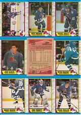 1998-99 OPC O-Pee- Chee Quebec Nordiques Complete Team Set (14)