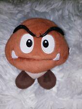 Super Mario Gummba Plush Mushroom