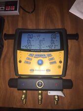 Fieldpiece SMAN360 3-Port Digital Manifold & Micron Gauge