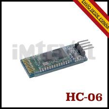 Modulo inalambrico Arduino HC-06 HC06 Bluetooth ESCLAVO con base Slave