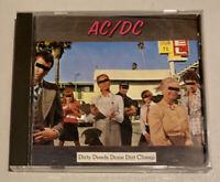 AC/DC Dirty Deeds Done Dirt Cheap CD Bmg Club
