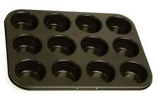 12er Muffin-Backblech Muffinform Cupcakeblech Cupcakes Muffins Backen Kuchen