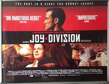 Cinema Poster: JOY DIVISION 2006 (Quad) Ed Stoppard Tom Schilling Reg Traviss