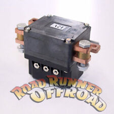 TG Thompson 500A Winch Solenoid 12v controls any series wound winch