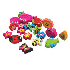 Mini Mixed Erasers Party Favours/Fillers x 100