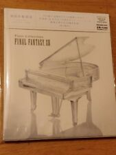FINAL FANTASY XIII (13) PIANO COLLECTIONS SOUNDTRACK MUSIC CD - NEW AND SEALED