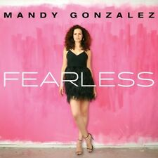 Mandy Gonzalez - Fearless [New CD]