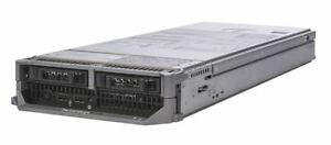 Dell PowerEdge M620 Blade Server 2x Eight-Core E5-2650 2GHz 32GB Ram 2x 1TB HDD
