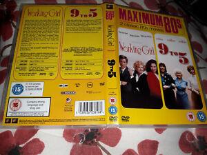 Working Girl / 9 To 5 Duopack DVD  uk dvd free uk postage