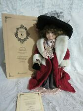 Boyds Collection Yesterdays' Child Amy in Momma's Clothes in Original Box 16""