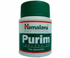 Himalaya Purim 60 Tablets | The Detoxifier | 100% Herbal FREE SHIPPING
