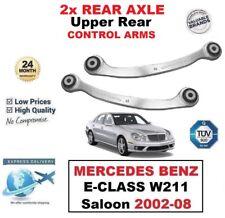 2 x ESSIEU ARRIÈRE SUPÉRIEURE Bras de suspension pour Mercedes Classe E W211
