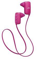 Auriculares deportivos con Micrófono Bluetooth JVC Ha-f250bt Rosa