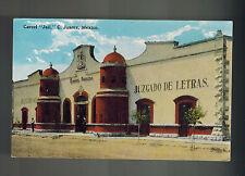 Mint Mexico Real Picture RPPC Postcard Jail Ciudad Juarez Carcel