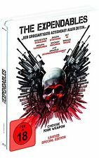 The Expendables [Limited Special Steelbook Edition] [Blu-ray]