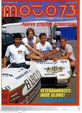 M8418-POSTER STREUER,SCHNIEDERS,BARCLAY SIDECAR,VESPA,
