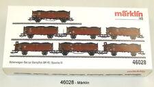 Märklin 46028 Set de vagones DB 7 piezas apto para 37454 # NUEVO EN EMB. orig. #