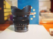 Sony E-mount 4/10-18   OSS  optical steady shot