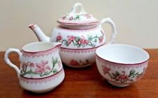Unboxed Teapot British Royal Worcester Porcelain & China