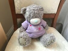 """TATTY TEDDY 10"""" SPECIAL MUM SOFT TOY PLUSH VGC MOTHERS DAY"""