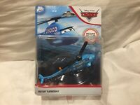 Disney Pixar Cars ROTOR TURBOSKY DINOCO HELICOPTER DELUXE DIECAST TOKYO DRIFT