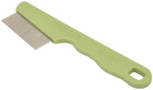 Safari Flea Comb for Cats, suited for cats kitten