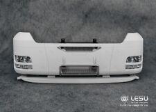 Metal Lower Front Bumper for 1/14 Scale LESU MAN TGX Dumper RC Cars Model Part