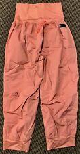 "New Adidas ""FELSBLOCK 3/4 PANT"" Women's Small Pants Raw Pink $60"