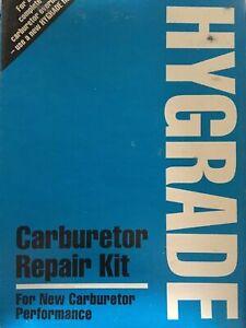 Standard 1420A Carburetor Repair Kit
