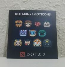 DotA 2 TI7 TI8 Dotakins Ingame Emoticon Code Digital Unlock NEW Steam Valve