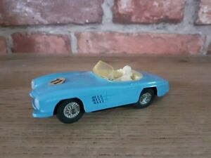 Slot Car Vintage Jouef Playcraft Mercedes 300sl