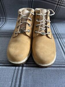 Ladies timberland boots size 4