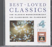Best Loved Classics V4 CD NC8