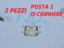 CONNETTORE RICARICA ( 2PEZZI )  USB PER Lenovo Vibe K6  K33A48