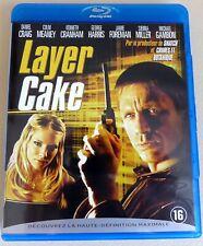 !!! BLU-RAY - LAYER CAKE (Daniel Craig) - FR/EN Ond. NL !!!