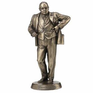 Bronze Prime Minister Winston Churchill Cold Cast Bronze By Veronese .Great.