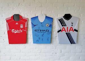 easy football shirt display kit black