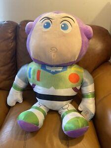 Kids Preferre  Disney Baby Buzz Lightyear Jumbo Stuffed Animal Plush Toy 34 Inch