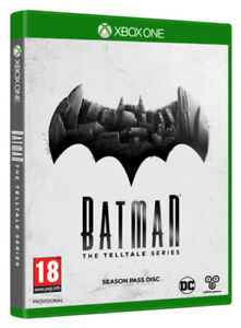 BATMAN: The Telltale Series (Xbox One) PEGI 18+ Adventure: Point and Click