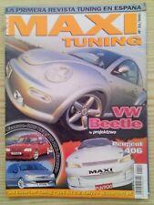 1 Revista Coche Maxi Tuning Y Zona Roja - Elige El Que Prefieras