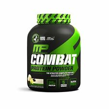 MusclePharm Combat Protein Powder 5 Protein Blend Support Strength 4 lbs
