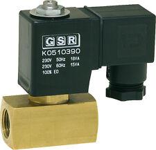 "Magnet Antiheberventil Ölleitung GSR Heberschutzventil 3/8"" inkl. Zulasssung"