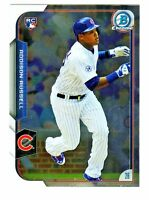 2016 Bowman Chrome #161 ADDISON RUSSELL RC Rookie Chicago Cubs