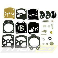 Compatible con Stihl 020AV 020 T, MS200 CARBURADOR KIT ADECUADO se Ajusta Walbro carburettors