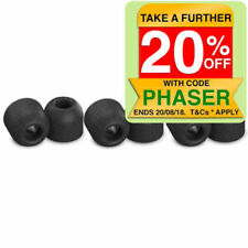 Comply T-167 Earphones In-ear Tips Replacement Foam for Sennheiser 3 Pair Large