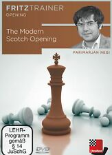 ChessBase: Negi - The Modern Scotch Opening - Chess Fritz Trainer  NEU / OVP