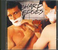 SHARP EDGES - slice of life  CD AOR 1983
